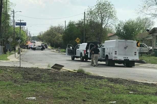 Emergency officials responded to a call of a bomb w/device on the 700 block of Hortencia Avenue Saturday, March 17, 2018.