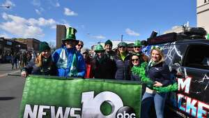 Were you Seen at the 68th Annual Albany St. Patrick's Day Parade on March 17, 2018?