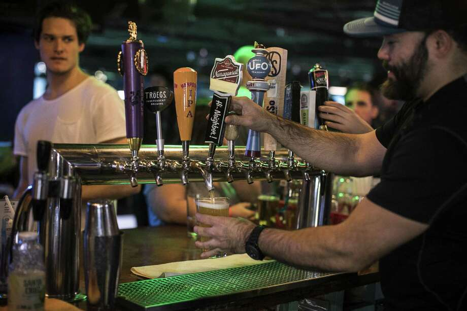 An ongoing study by the National Institute on Alcohol Abuse and Alcoholism, part of the National Institutes of Health, and funded by the alcohol industry is researching the effects of a daily drink as part of a healthy diet. Photo: EDU BAYER / Edu Bayer / New York Times / NYTNS