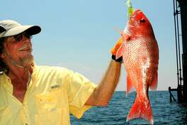 Texas offshore anglers could be allowed to take red snapper from federally-controlled Gulf of Mexico waters for as many as 104 days beginning June 1 if proposals to allow Gulf states to manage snapper harvest off their coast are approved in April.