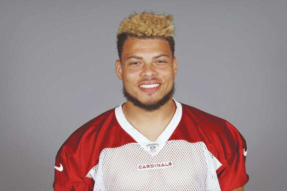 This is a 2017 photo of Tyrann Mathieu of the Arizona Cardinals NFL football team. This image reflects the Arizona Cardinals active roster as of Monday, June 5, 2017 when this image was taken. (AP Photo)