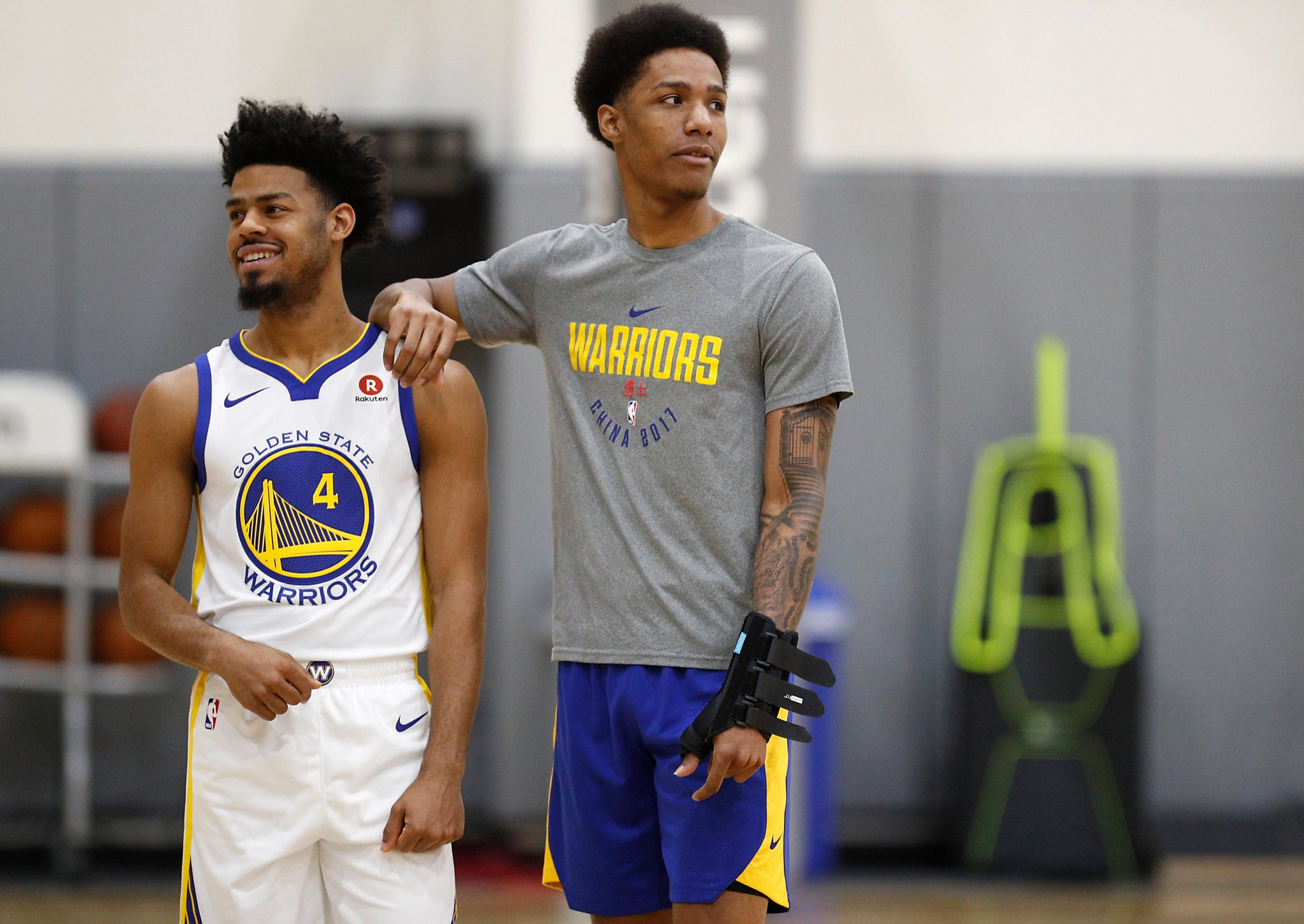 The Oakland Home Of Patrick Printy: Warriors Game Day: How Will Patrick McCaw Look Vs. Spurs