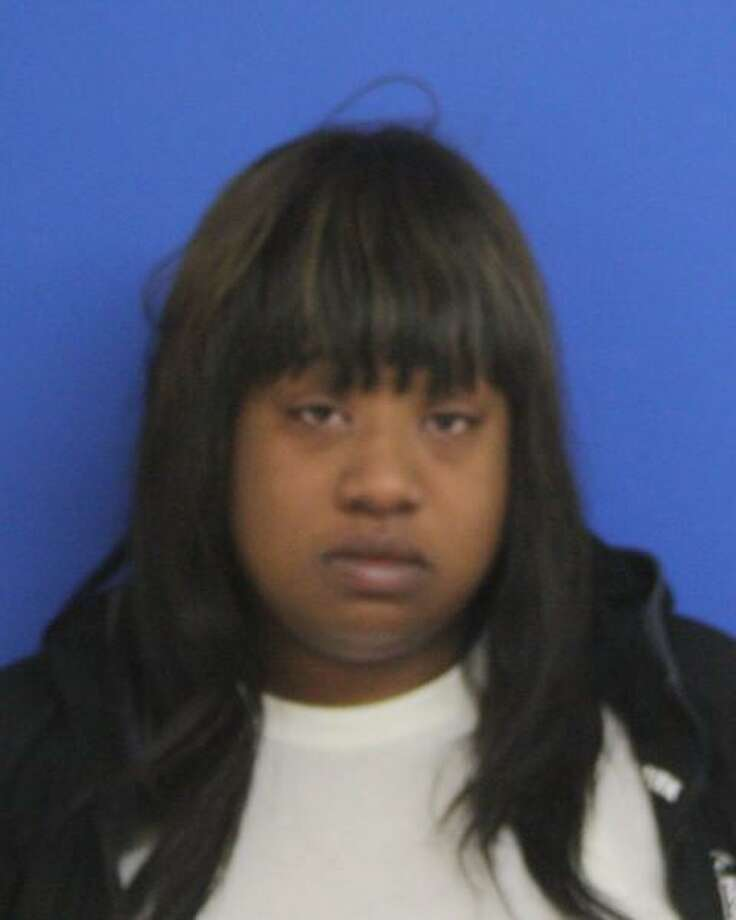 Cleisha Greene was arrested Saturday, March 17, 2018 and charged with second-degree manslaughter in the stabbing death of a New Haven man. Photo: East Haven Police Department / Submitted Photo