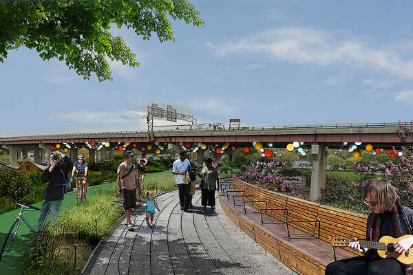Rendering of the proposed Albany Skyway. (Capitalize Albany Corp.)