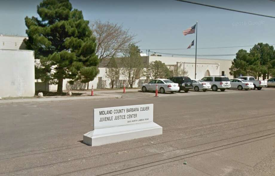The Barbara Culver Juvenile Justice Center - Midland County