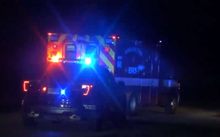 A man was shot and killed after allegedly threatening another man at a scrap metal business in north Houston. Photo: Metro Video