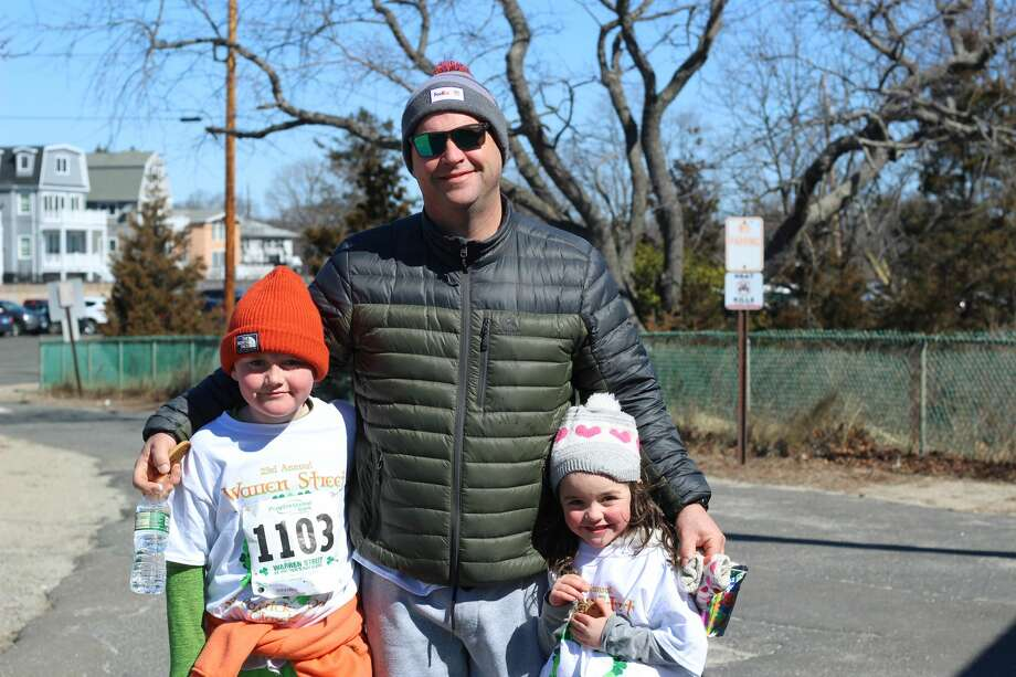 The St. Patrick's Day Classic was held at Jennings Beach in Fairfield on March 18, 2018. Adults and kids ran and walked to benefit The Fairfield YMCA, the Leukemia & Lymphoma Society and Sandy Hook Elementary School Scholarship Fund. Were you SEEN?  Photo: Courtney M. Lewis