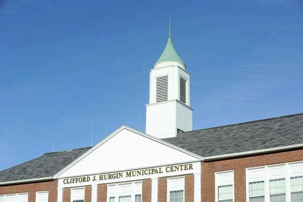 Clifford J. Hurgin Municipal Center on School Street in Bethel, Conn., Wednesday, Nov. 20, 2013