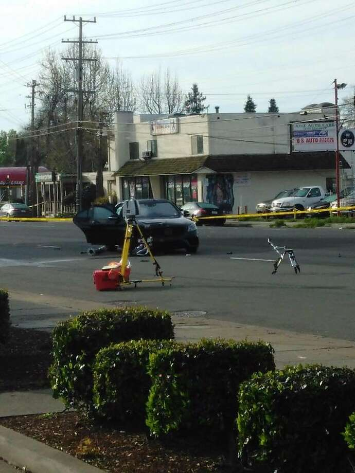 A man was shot and killed in Hayward early Sunday morning, the Alameda County Sheriff's Office said. Photo: Alameda County Sheriff's Office