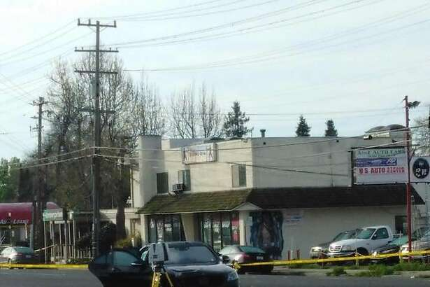 A man was shot and killed in Hayward early Sunday morning, the Alameda County Sheriff�s Office said.
