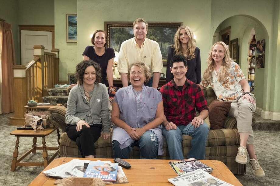 Roseanne (ABC):More than twenty years after it was canceled, the working-class family sitcom is back with the original cast. Photo: ABC