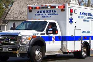 Ansonia Rescue Medical Services ambulance