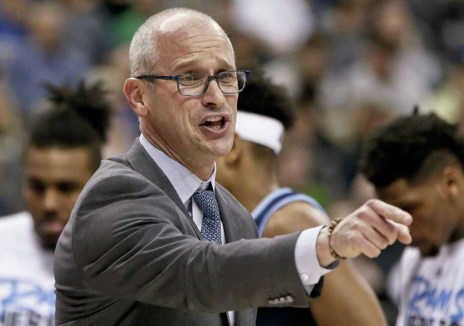 Dan Hurley Photo: Keith Srakocic / Associated Press / Copyright 2018 The Associated Press. All rights reserved.
