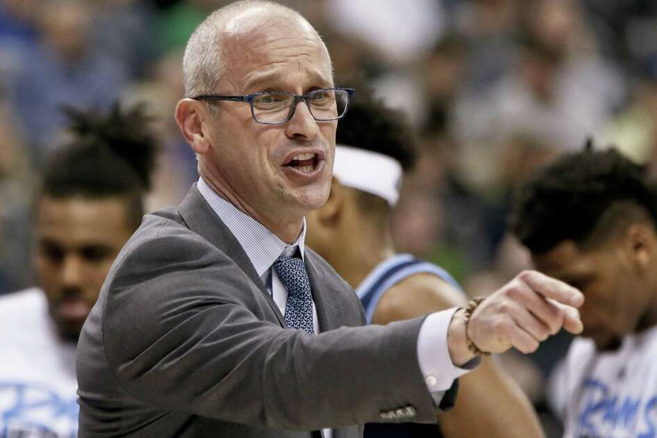 Rhode Island coach Dan Hurley is is the leading candidate for both the UConn and Pitt jobs.