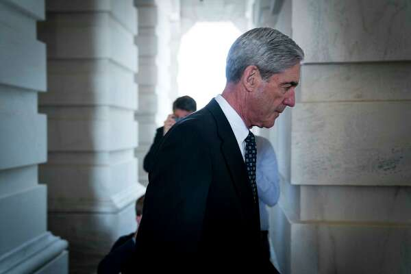 FILE — Robert Mueller, the special counsel investigating Russian interference in the 2016 election, on Capitol Hill in Washington, June 21, 2017. Mueller has in recent weeks subpoenaed the Trump Organization to turn over documents, including some related to Russia, according to two people briefed on the matter, the New York Times reported on March 15, 2018. (Doug Mills/The New York Times)