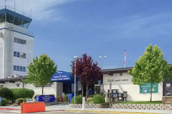 United will shift service to Santa Rosa's Charles M. Schultz Airport from SFO to Denver. (Image: Charles M. Schultz Airport)