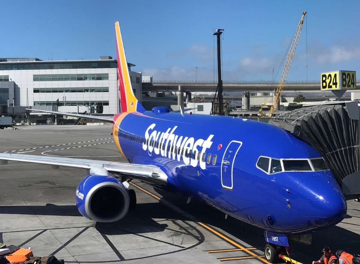 9. Southwest Airlines