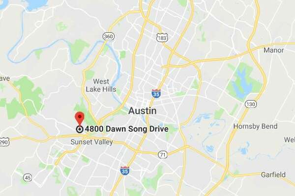 An explosion was reported in a southwest Austin neighborhood Sunday evening.