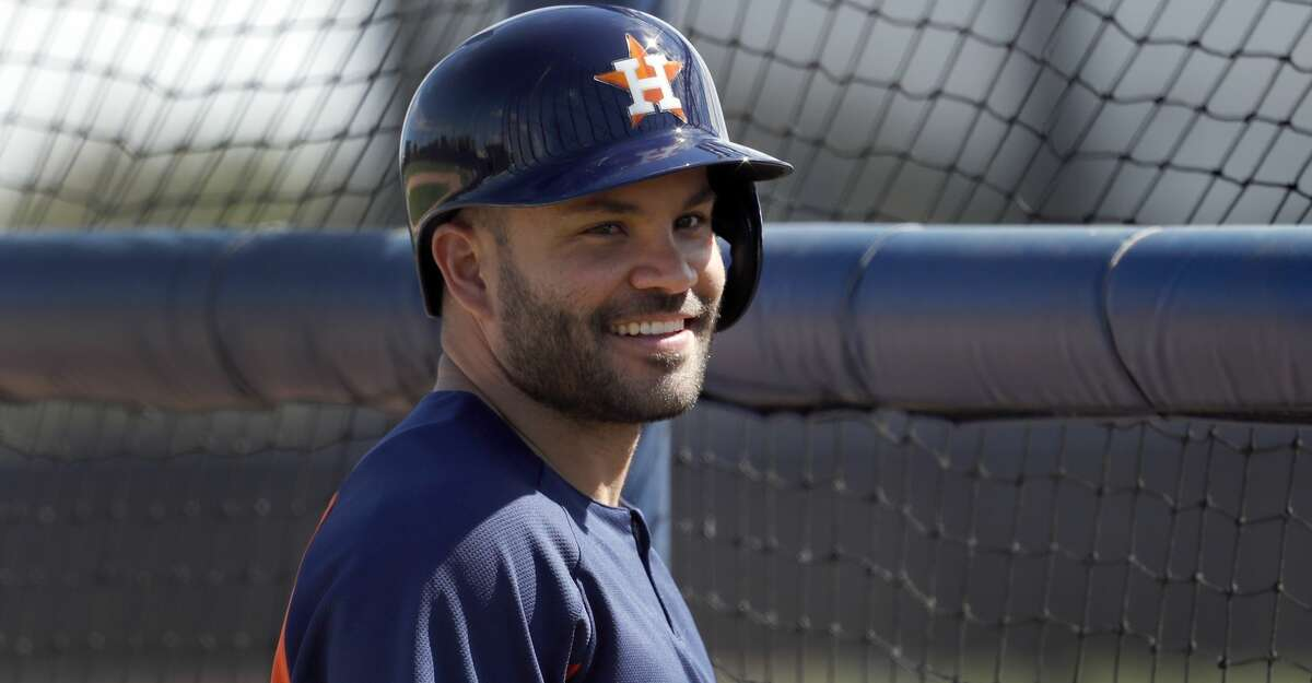 HOUSTON'S HIGHEST-PAID PROFESSIONAL ATHLETES 3. Jose Altuve, Astros $23.4 million per year (Seven-year, $163.5 million contract through 2024)