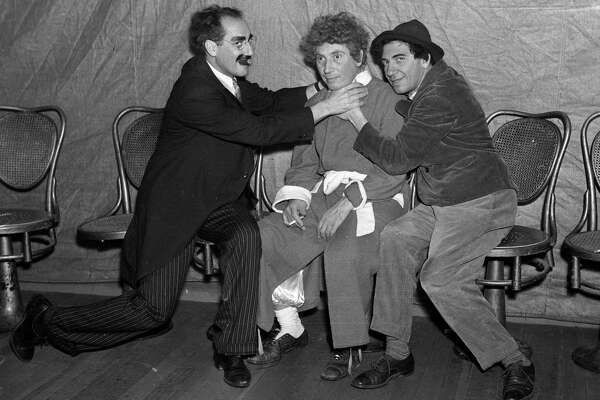 When The Marx Brothers Yucked It Up In San Francisco Sfchroniclecom