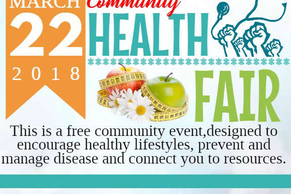 The Dayton Chamber of Commerce is hosting their Second Annual Community Health Fair on March 22 at the Dayton Community Center.