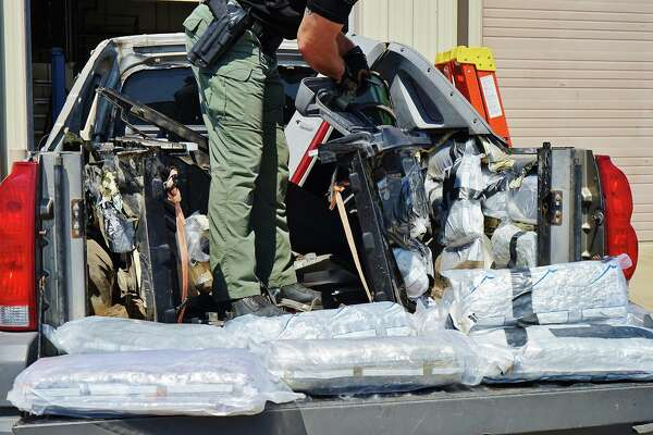 See some of the notable drug busts recently made by Houston