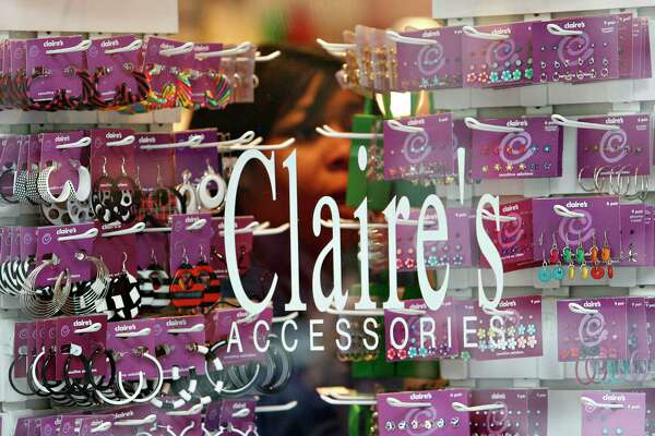 A Claire's store shown Dec. 1, 2006 in New York.