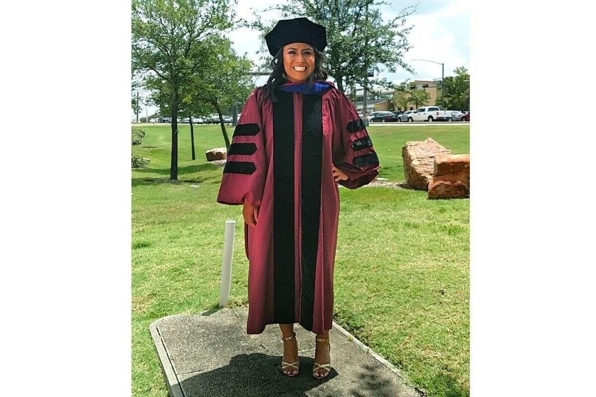 """Tania Rendon-Santiago was a geropsychology fellow at the South Texas Veterans Health Care System and obtained her doctoral degree in counseling psychology last year from Texas A&M University. According to her GoFundMe page, she was interested in researching """"multicultural psychology and mental health disparities among Mexican immigrant males,"""" and she wanted to raise mental health awareness in low-income communities."""