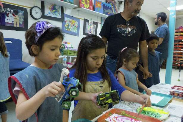 Artworks Art Studio offers a variety of camps for art-minded youngsters.