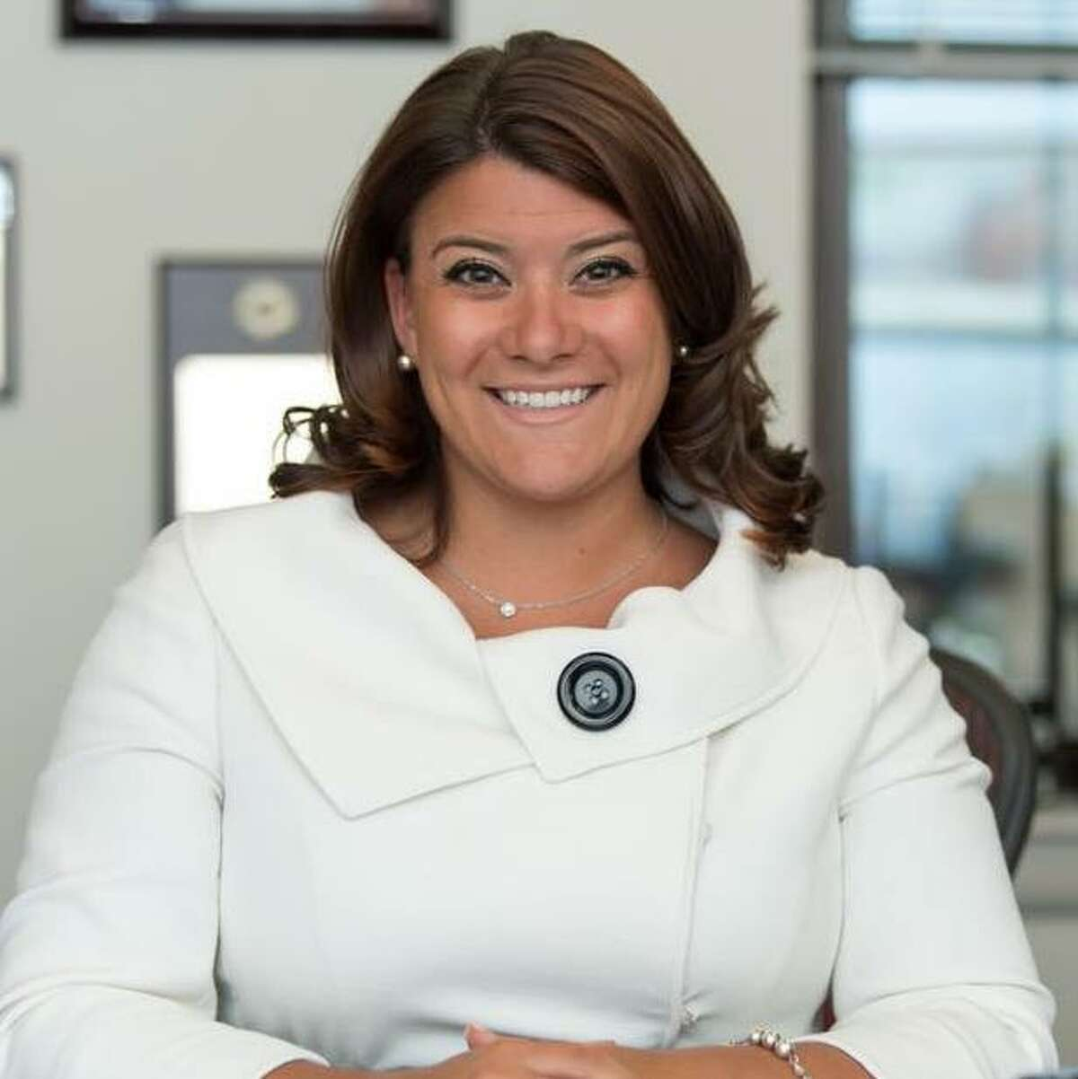 Erin Stewart, Republican Mayor of New Britain, candidate for Governor 2018.
