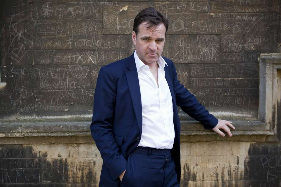 Historian Niall Ferguson poses for a portrait at the Oxford Literary Festival on April 9, 2011 in Oxford, England. Photo: David Levenson/Getty Images