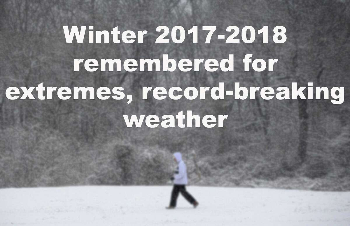 Winter 2017-2018 will be remembered for extremes, as well as record-breaking weather. Click through the slideshow to relive last winter.