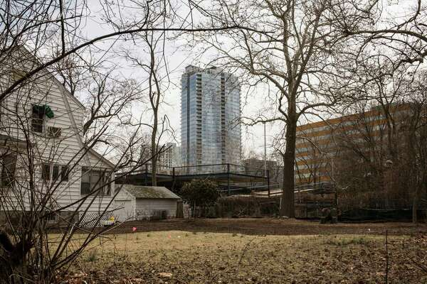 Residents of the Trump Parc building in Stamford, Conn., will vote Tuesday on a new condominium board.