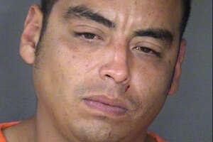 Juan Manuel Silva, 39, is accused of stalking and burglary of a habitation.