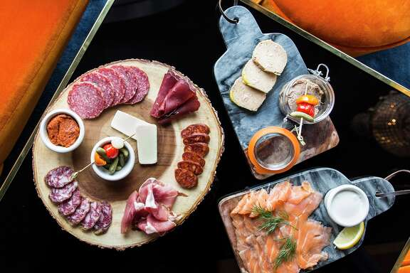 Victor will offer food such as country pate, duck pate, smoke salmon, melted Camembert, and meat and cheese boards. Victor is a new French-themed bar/lounge opening in the former Zimm's Bar sapce at 4321 Montrose.