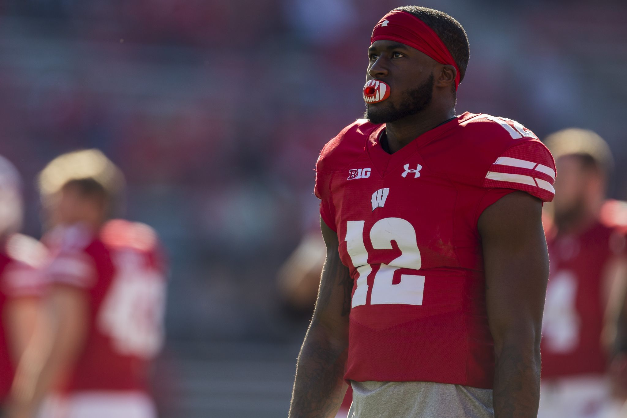 Texans work out Wisconsin safety Natrell Jamerson