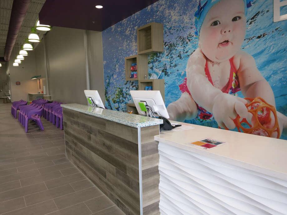 Emler Swim School is expanding in the Houston market. The Meyer Park location opened in 2017. Photo: Emler Swim School