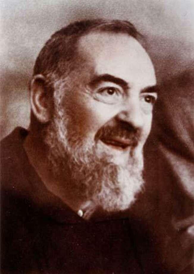 Saint Pio of Pietrelcina Photo: File Photo / Hearst Connecticut Media