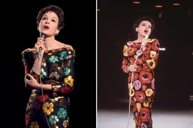 Renee Zellweger is set to play Judy Garland in an upcoming biopic.