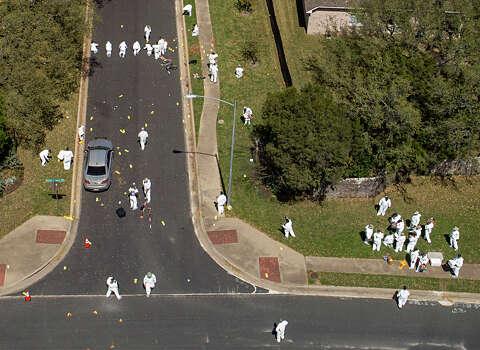Change of tactics complicates investigation of Austin bomber