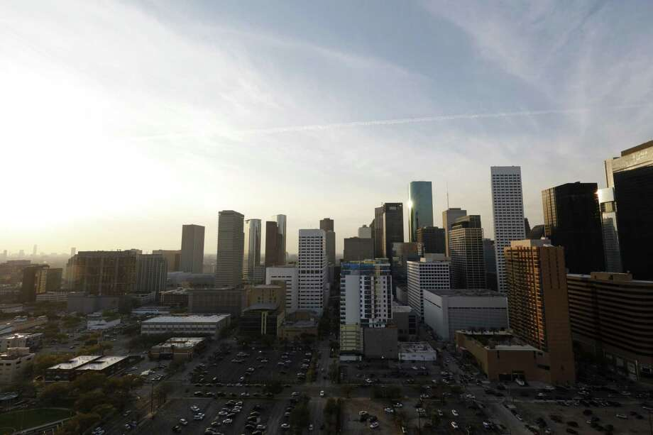 Houston's skyline Photo: Aaron M. Sprecher / Bloomberg / © 2018 Bloomberg Finance LP