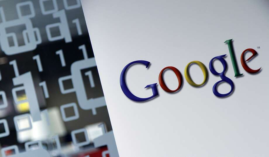 The Google logo.  Photo: Virginia Mayo, AP