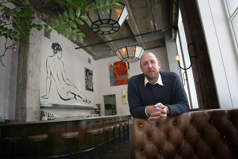 Thad Vogler is on a regionalism mission. Photo: Liz Hafalia / The Chronicle