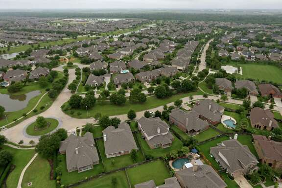 Bridgeland master planned community, Tuesday, May 17, 2016, in Cypress, Texas. Bridgeland is an 11400-acre, 19,000 home, master planned community in the northwest Houston suburb of Cypress. ( Gary Coronado / Houston Chronicle )