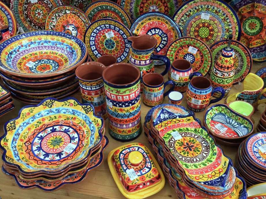 For centuries Portugal has been known for its exceptional hand painted ceramics and tiles. Photo: Michelle Newman / For The Express-News