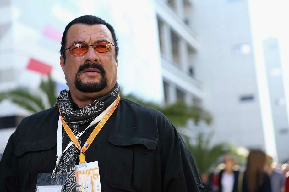 Actor Steven Seagal faces several accusations. Photo: Clive Mason / 2014 Getty Images