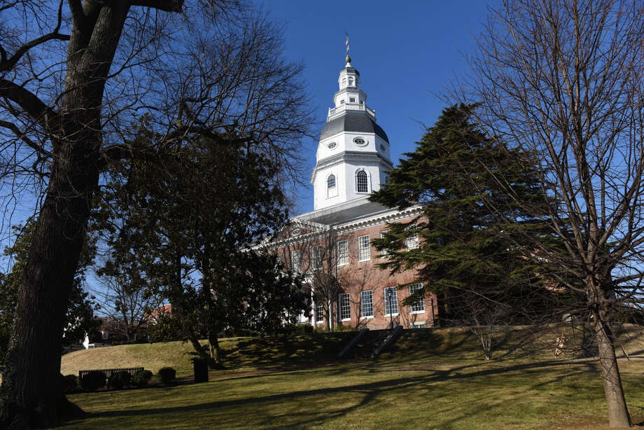 The Maryland State House in Annapolis. Photo: Washington Post Photo By Michael Robinson Chavez. / The Washington Post