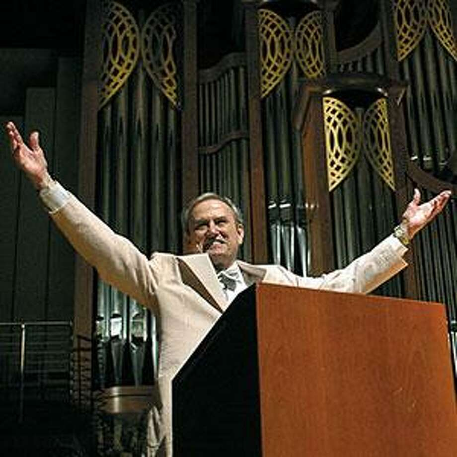 E.H. Corrigan, who died in November at the age of 90, was a passionate supporter of the arts. Photo: TAMIU /Courtesy Photo