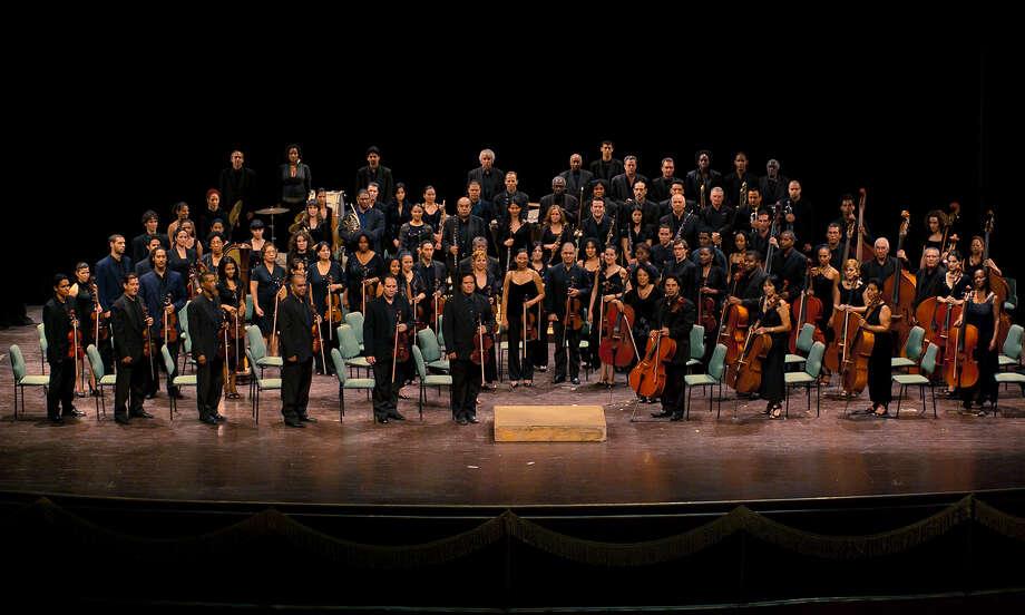 National Symphony Orchestra of Cuba.