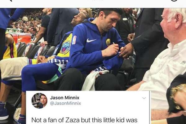 "An Instagram account dedicated to Golden State Warriors shared this  tweet by ESPN San Antonio's Jason Minnix. Kevin Durant replied, saying  ""nobody gives a sh-t if you're a fan or not."""
